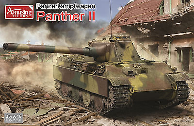 Panther II 2in1 - Amusing Hobby 35A018