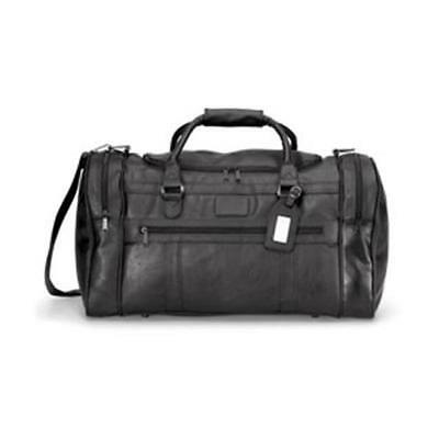 Gemline 4705 Large Executive Travel Bag Black, One Size Fits Most