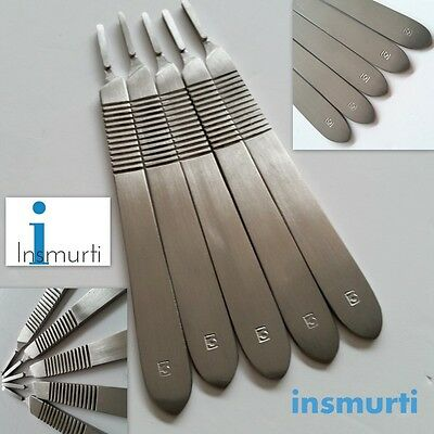 5 pieces Scalpel Blade Handle No 3