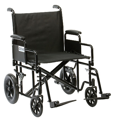 Drive - Bariatric Steel Wheelchair (200kg)