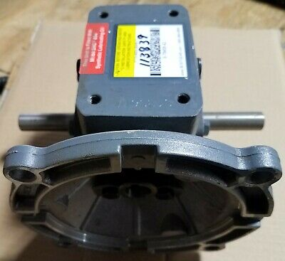 New Boston Gear Reducer  /  F713-40-Sv-B5-H6-T1     40:1 Ratio