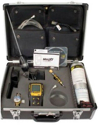 BW Technologies by Honeywell Confined Space Kit Carrying Case With Foam Insert