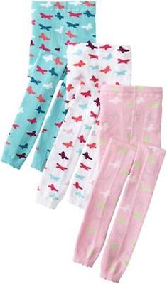 Butterfly Footless Tights COUNTRY KIDS Sizes Fits Ages 9-11