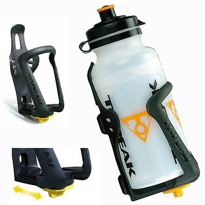 Adjustable Plastic Water Bottle Rack Cage Holder Cycling Bicycle Mountain Bike