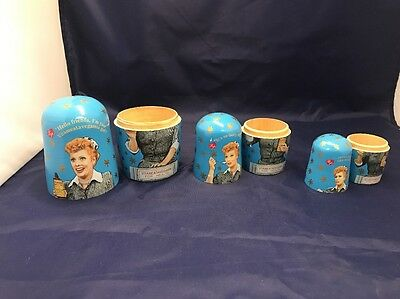 I Love Lucy Nesting Dolls Episode 30 TV Commercial WS18 Limited Edition 570/5000