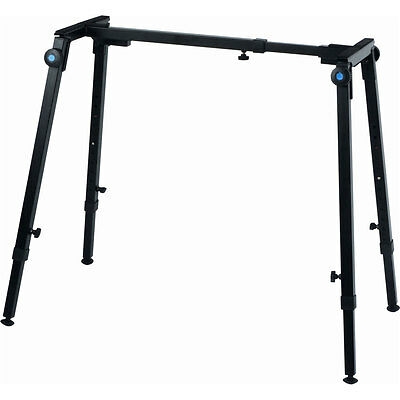 Quiklok WS-421 Heavy Duty Fully Adjustable Keyboard Structure Stand