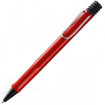 LAMY Safari Red Ballpoint Pen (L216)