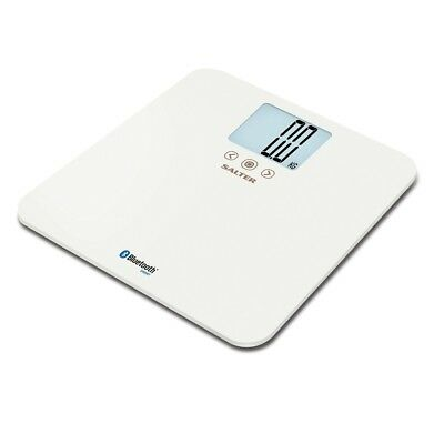 Salter MiBody Bluetooth Max Electronic Digital Bathroom Weight Scales 250kg