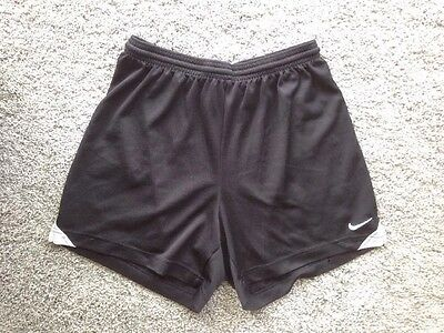 Nike Dri-fit Shorts Black Youth Size L