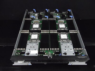 44T1213 - IBM System Board (Motherboard) with Chassis for X440 Server 88Y6237