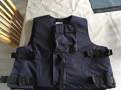 British Army Issued Kevlar Body Armour Vest -  X  Large - Genuine