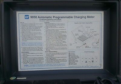 Automatic Programmable Charging Meter