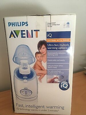 Phillips Advent Bottle and Baby food Warmer