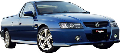 "Holden Commodore VU, VY, VZ 5.7L & 6.0L Ute, Manta 3"" Dual Full system"