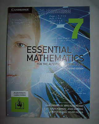 Essential Mathematics for the Australian Curriculum Year 7 Second Edition