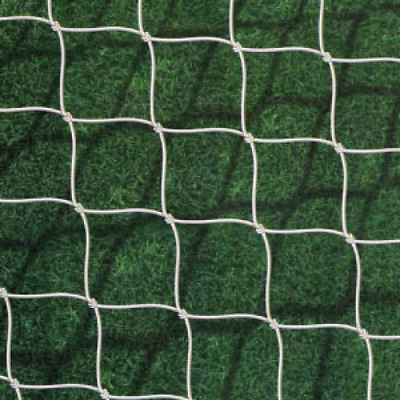 Buffalo Sports Soccer Nets - Pair - Braided Poly Net - Multiple Weights
