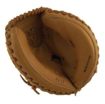 Buffalo Sports Leather Softball / Baseball Catchers Glove - Senior (Base024)