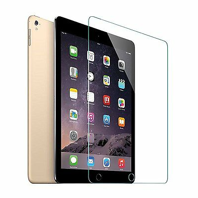 Tempered Glass 9H Screen Protector for New iPad 2017 9.7/iPad Pro 9.7/iPad Air 2