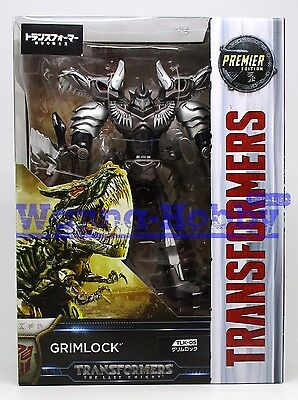 91550 Transformers MV5 The Last Knight TLK-05 Grimlock JP MISB IN STOCK