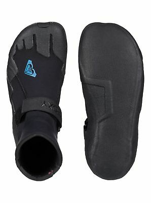 Roxy Syncro 5mm Round Toe Women's Wetsuit Boots Surfing Watersports Surf Wind