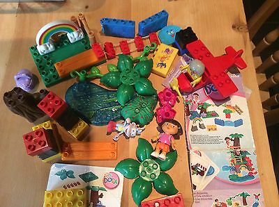 Dora The Explorer Megablocks