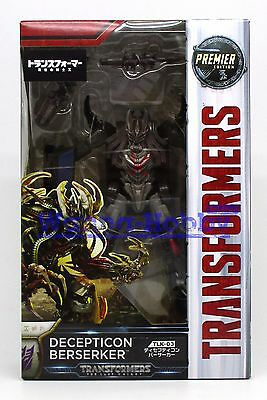 91536 Transformers MV5 The Last Knight TLK-03 Decepticon Berserk JP MISB