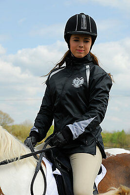 Rhinegold Delaware Lightweight Waterproof Horse Riding Jacket | All Sizes Sale |