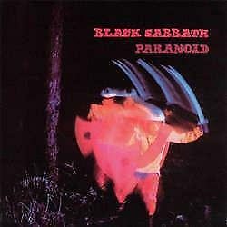 "New Music Record Black Sabbath ""Paranoid"" LP"