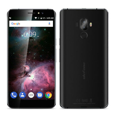 5.5'' 16GB 2GB Android6.0 LTE 4G Smartphone QuadCore Dual SIM Touch ID Unlocked