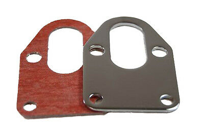 Sb Chevy Fuel Pump Mounting Plate S2310