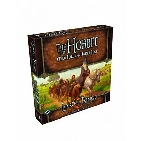 Lord of the Rings The Hobbit Over Hill & Under Hill Expansion Brand New