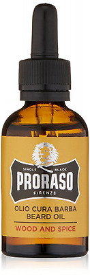 Proraso Proraso Barbe Huile Lisser Et Protéger 30ml - NEUF