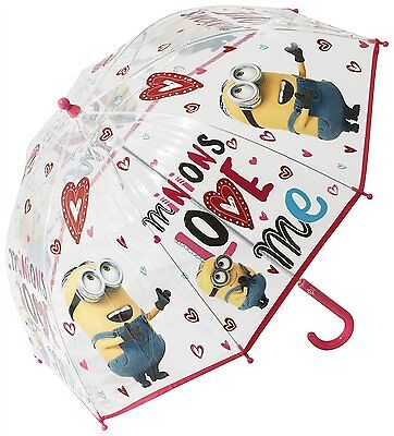 Minions Bubble Umbrella