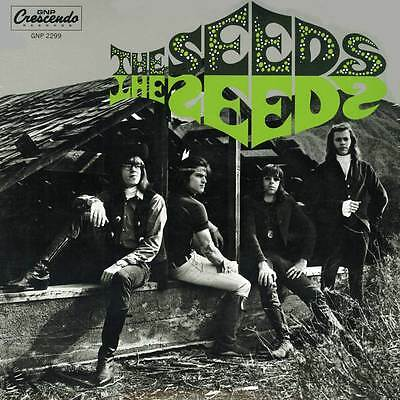 THE SEEDS 1st LP 180g vinyl 2-LP NEW garage punk extra tracks alternate takes
