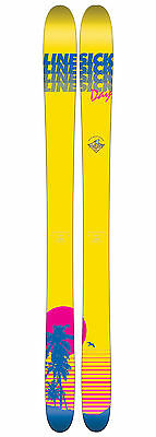 Line Sick Day 110 Skis Mens Unisex All Mountain Freestyle Freeride New