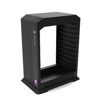 Official Premium Games Storage Tower for PS4 Xbox One PS3 PlayStation Accessorie