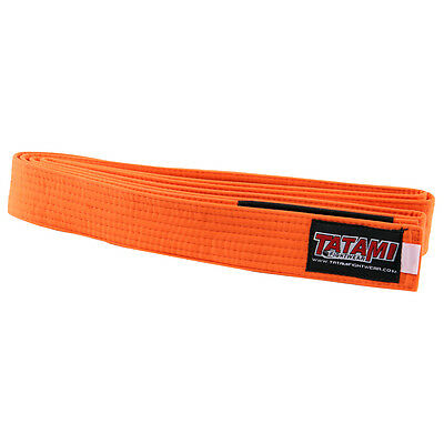 Tatami Fightwear Kids BJJ Rank Belt - M2 - Orange