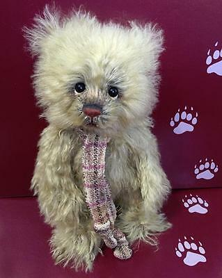 ANNIVERSARY MR CHIPS - Isabelle Lee Mohair LE #267 Charlie Bear **FREE US SHIP**