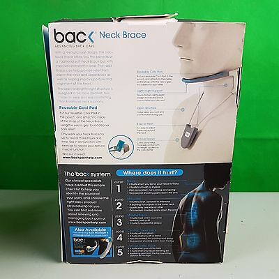 bac Neck Brace Advancing Back Care  Size Large   Zone 1 (UT)