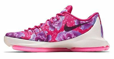 574022ffce0 Nike Kd 8 Premium (Gs) Girl s Youth Shoes 837786 603 New Multiple Sizes