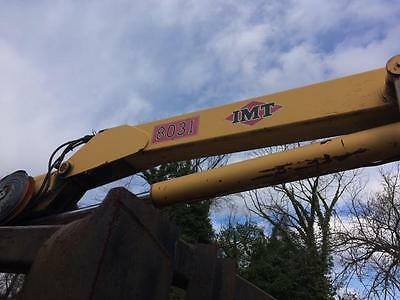 IMT 8031 Crane  Good Condition    Low hours