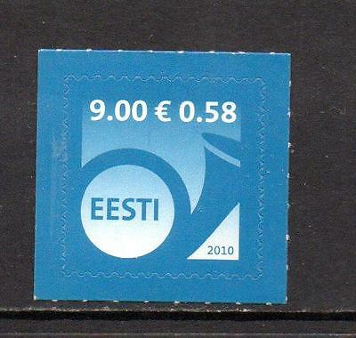 Estonia Mnh 2010 Sg615 Post Horn