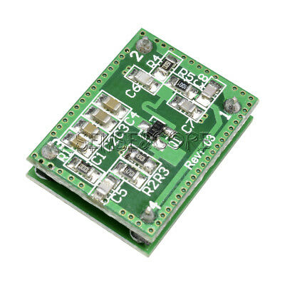 LV002 10.525GHz 8-15m Doppler Radar Microwave Sensor Switch Module