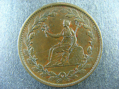 Brutus token Withers 622 S British Copper Company Wi Davis 31