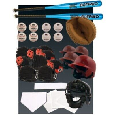 Buffalo Sports Softball Kit - Primary School Kit (Base078)