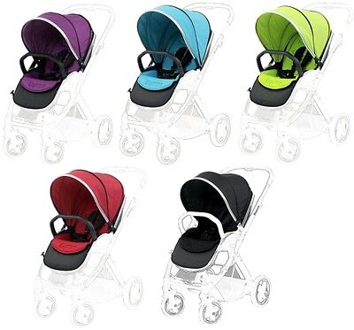 Babystyle Oyster2 Oyster Max Stroller Colour Pack, Lime, New Baby, RRP £70
