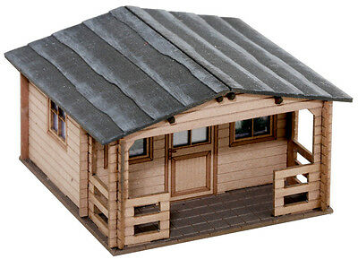 NOCH 14435 TT Gauge, Allotment house (Laser-Cut minis Kit) # in #