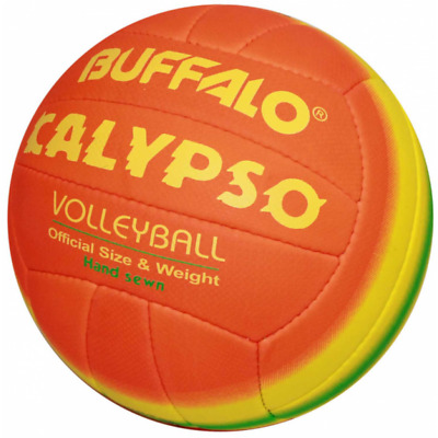 Buffalo Sports Calypso Volleyball - Official Size & Weight (Voll069)