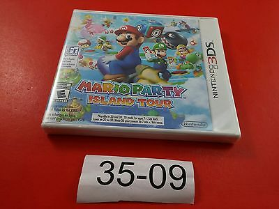 Mario Party: Island Tour [Brand New & Sealed] (Nintendo 3DS)