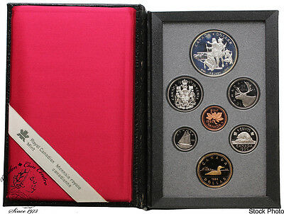 Canada 1990 Kelsey Double Dollar Proof Coin Set